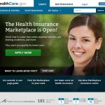 Visit Healthcare.gov to apply for coverage on the Marketplace
