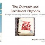 The Outreach and Enrollment Playbook from the Michigan Primary Care Association